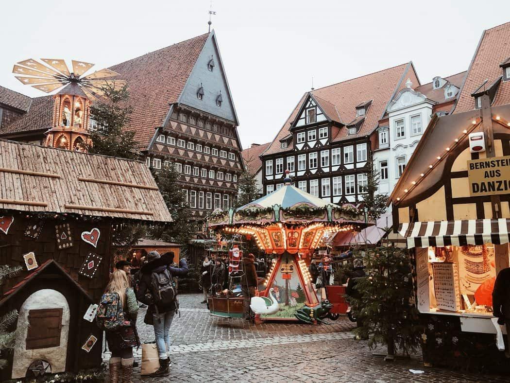 Dit Zijn De Leukste Kerstmarkten Van Europa