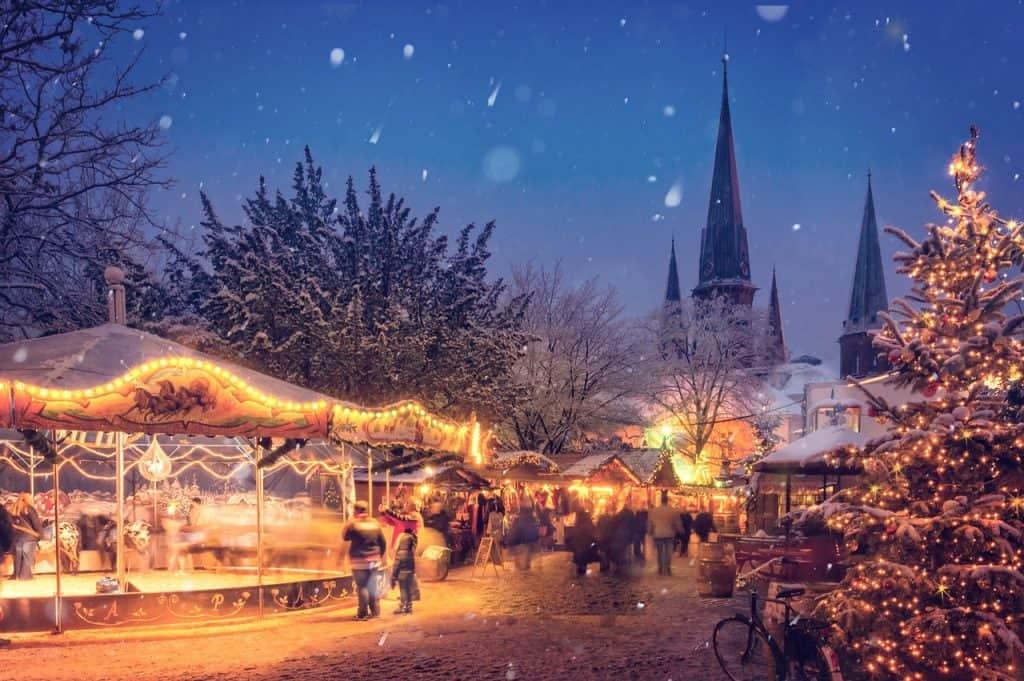 leukste kerstmarkt europa