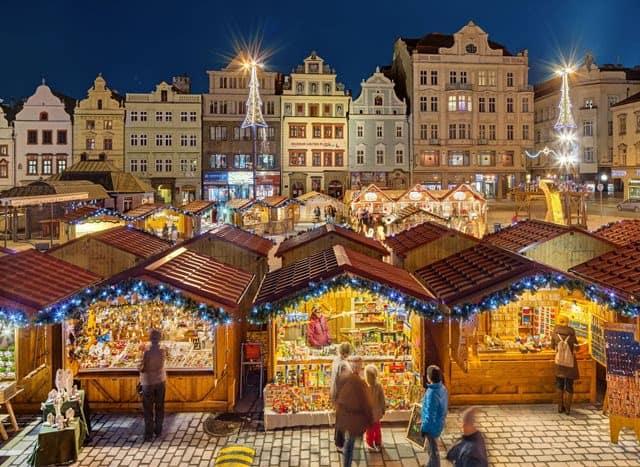 Leukste kerstmarkten Europa