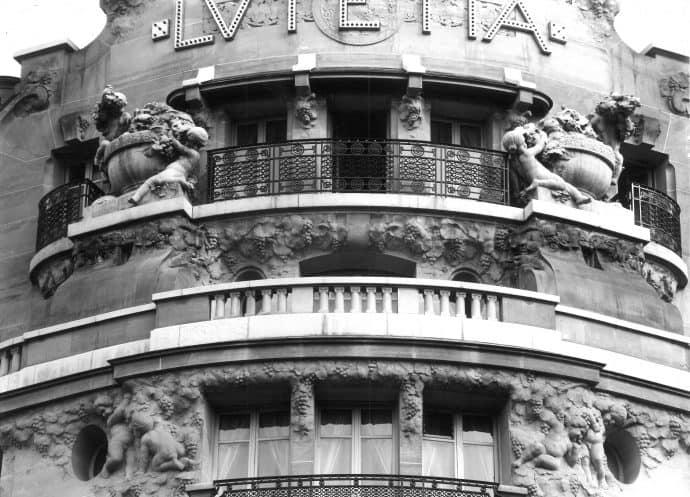 Hotel Lutetia Parijs Frankrijk