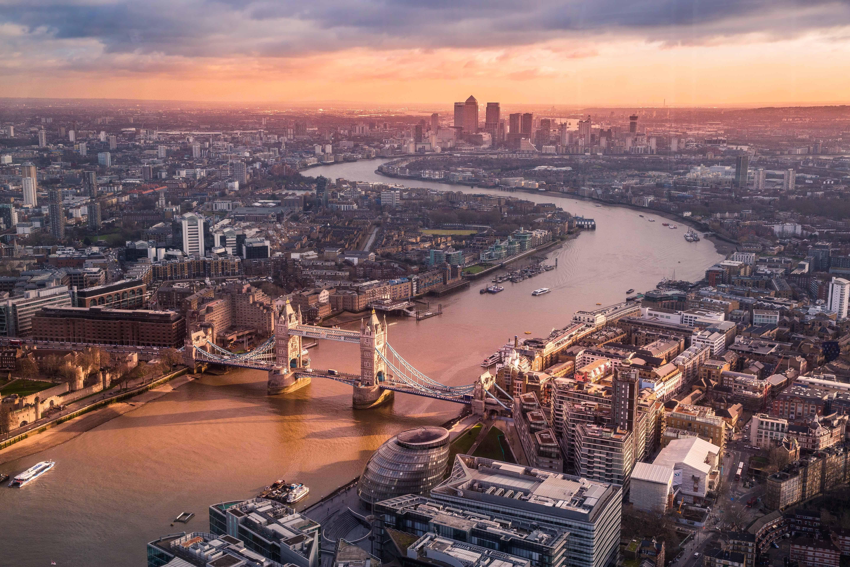 Hardlopen op reis - Londen