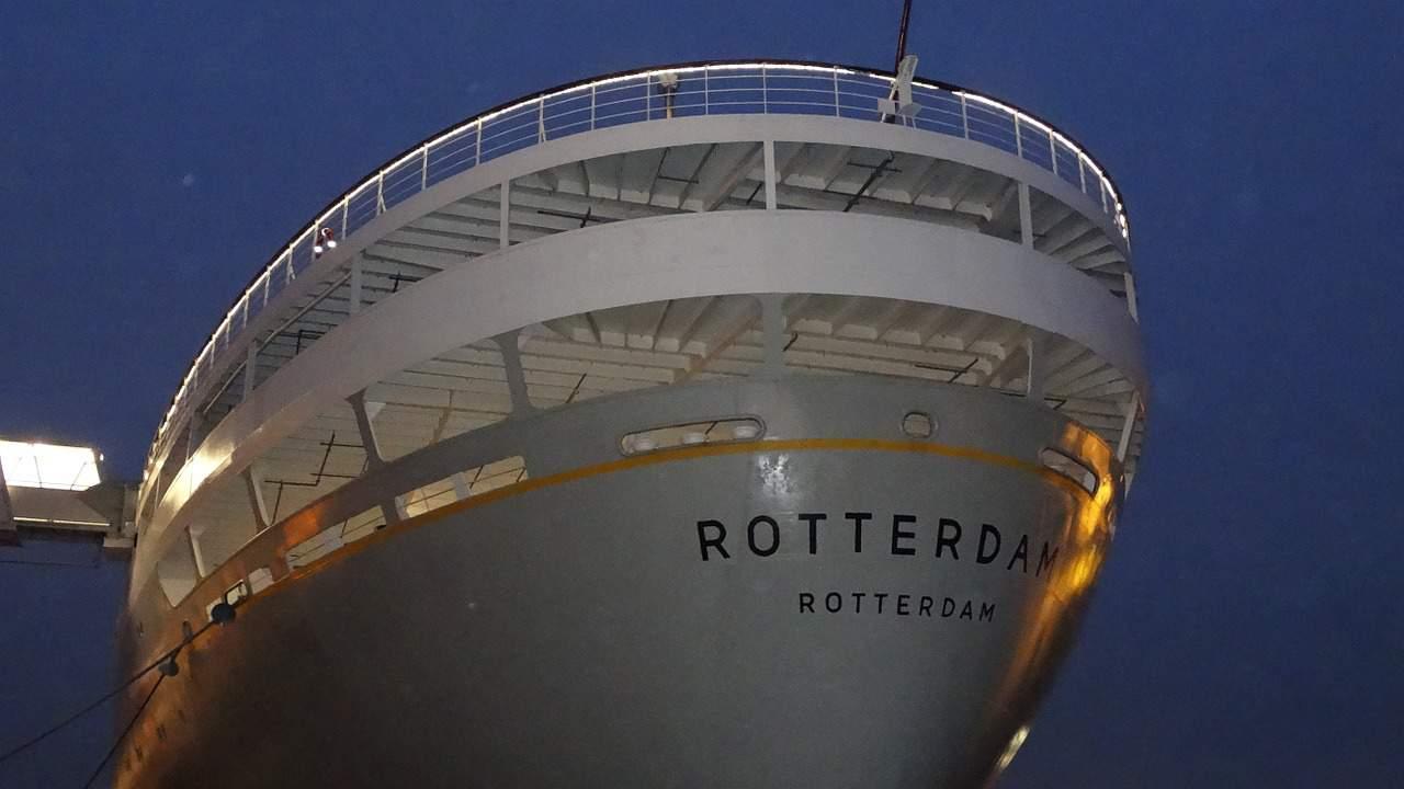 city guide Rotterdam - ss Rotterdam