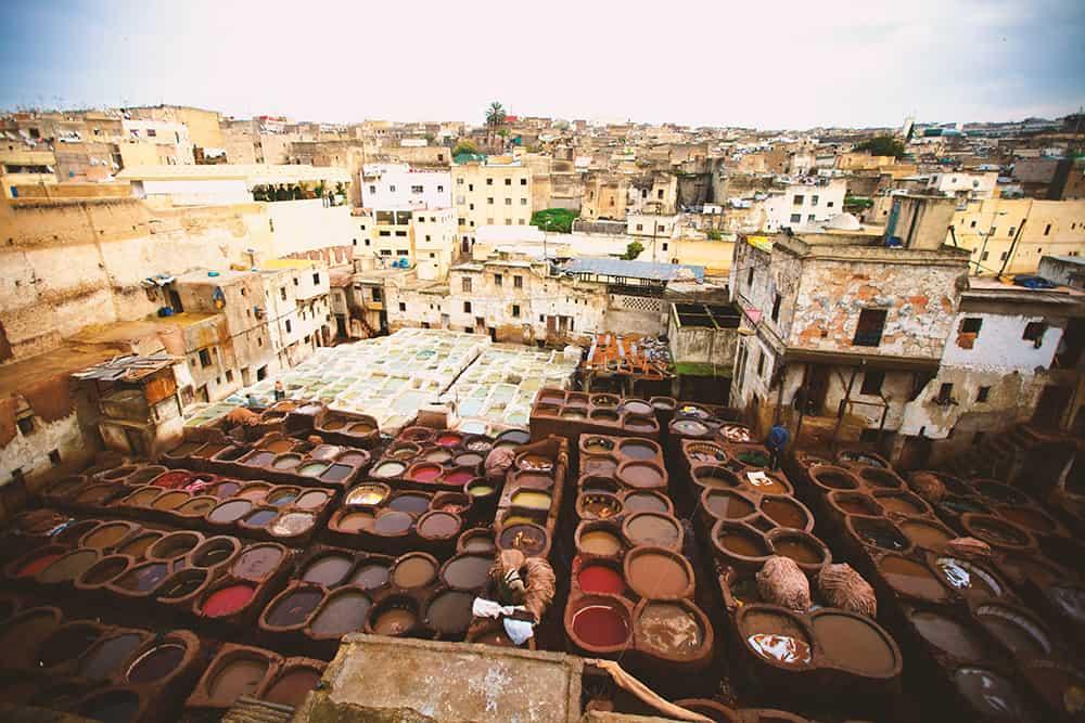 City-guide-Fez-Chouaras-leerlooierij