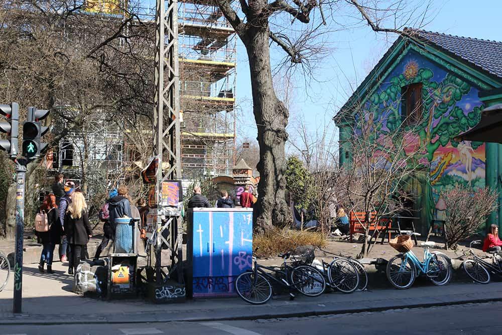 Doen in Kopenhagen - Christiania