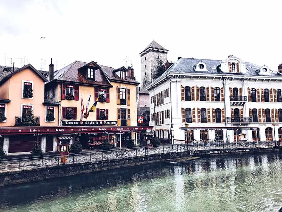 Meer-van-Annecy-Frankrijk