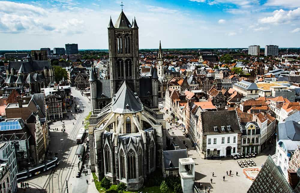 Bezienswaardigheden in Gent - Belfort