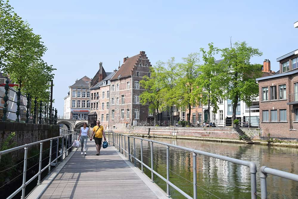 Bezienswaardigheden Mechelen - Dijlepad 2