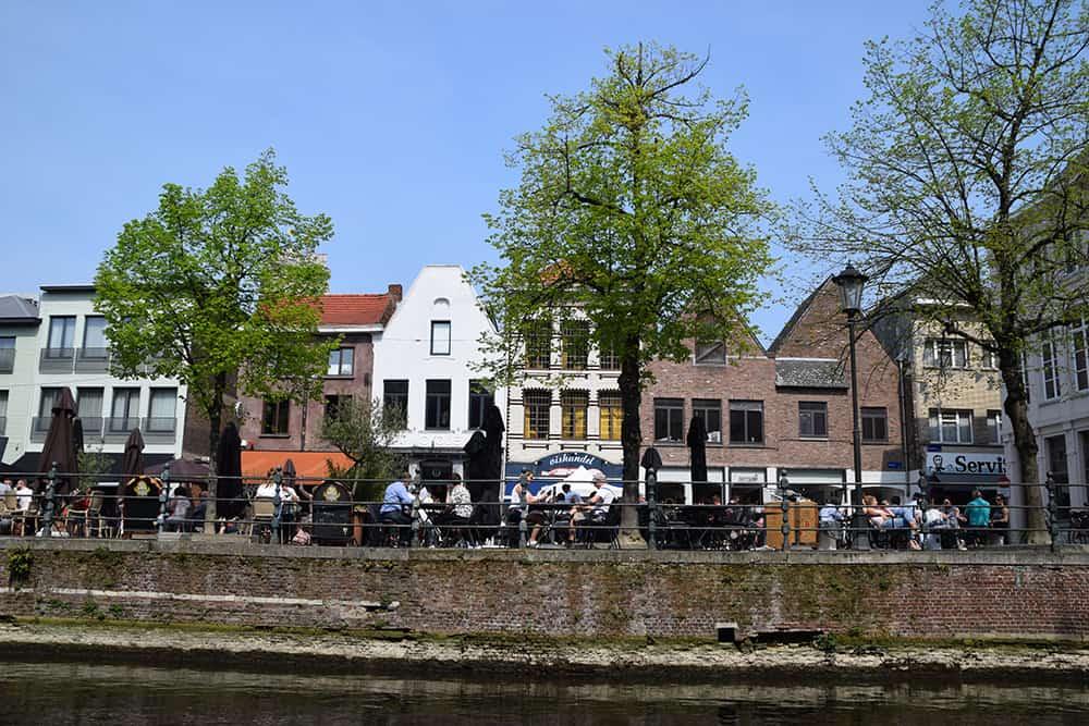 Bezienswaardigheden Mechelen - Vismarkt