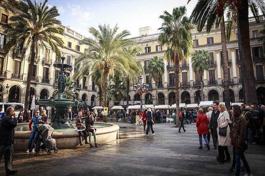 vakantiedeal-aanbieding-barcelona-spanje