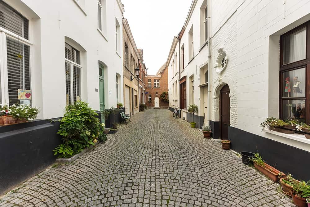 Bezienswaardigheden Mechelen - Groot Begijnhof