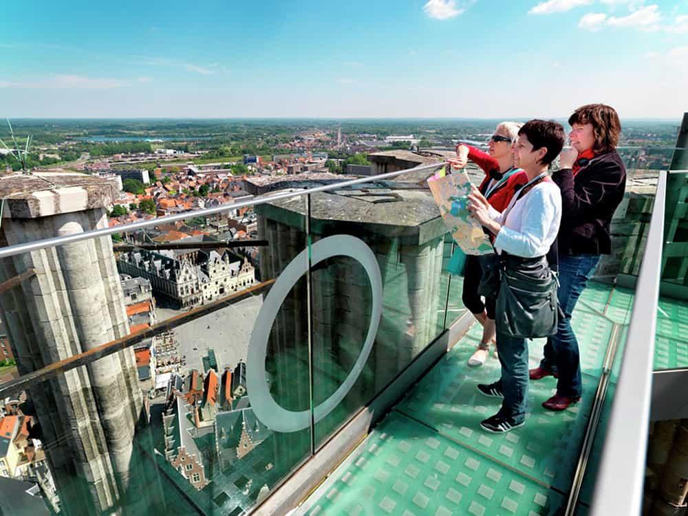 Bezienswaardigheden Mechelen - Sint-Romboutstoren