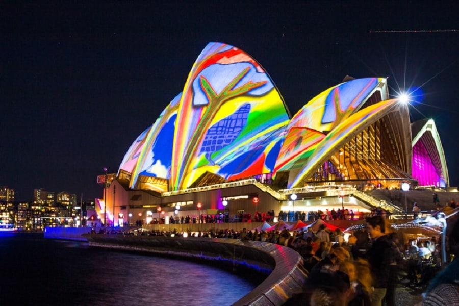lichtshow-gratis-sydney-vivid