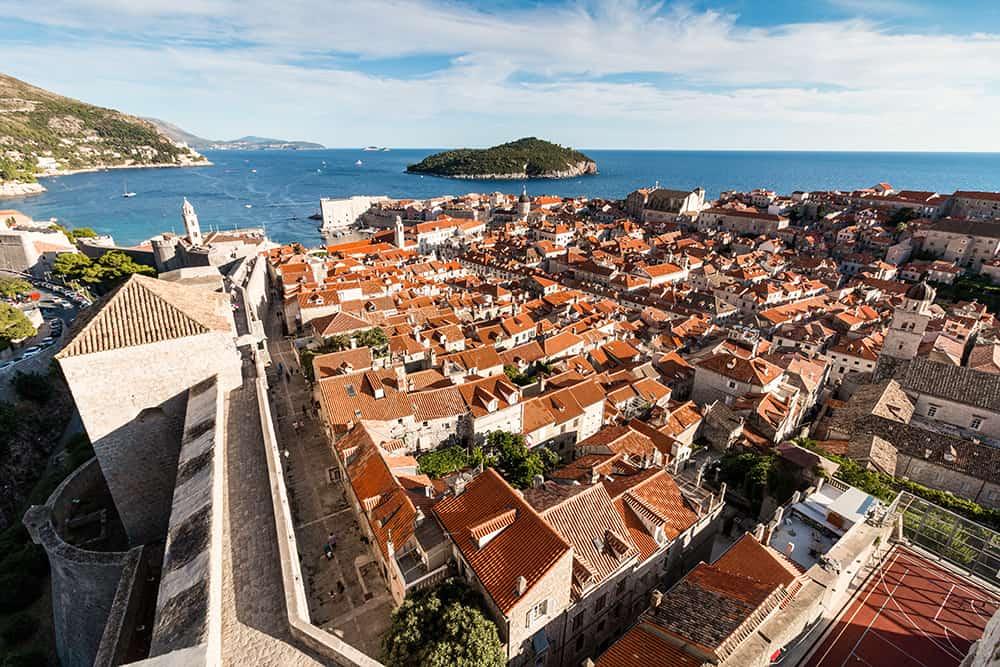 Rondreis Kroatië - Roadtrip Kroatië - Dubrovnik 2