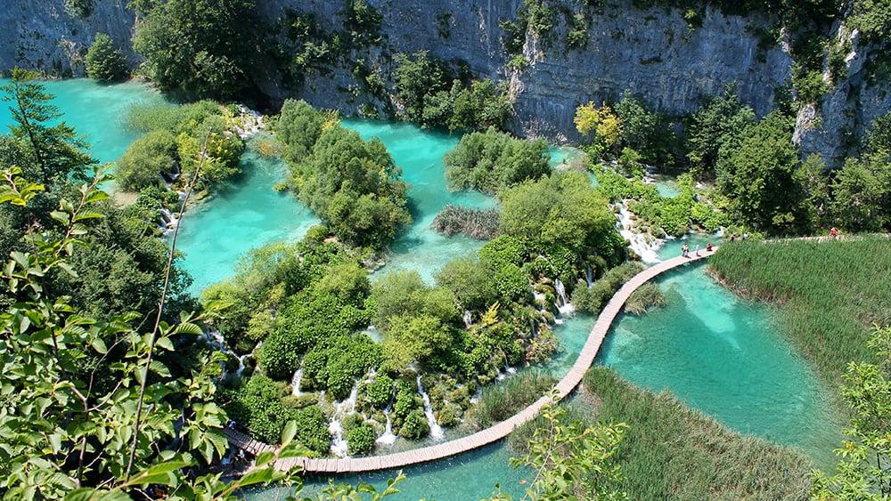 Rondreis Kroatië - Roadtrip Kroatië - Plitvice