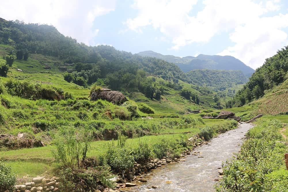 Sapa trekking Vietnam 3