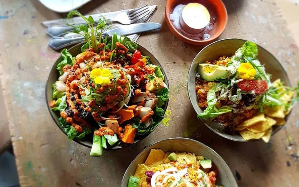 Lunch Tilburg Vegan