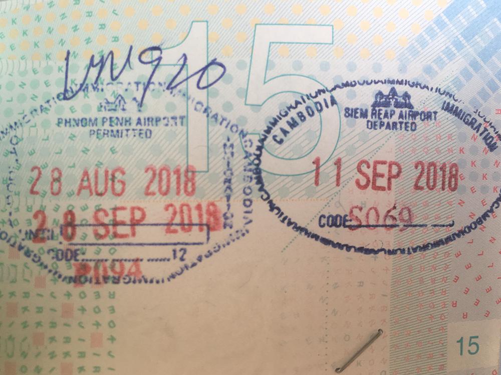 Visum-aanvragen-Cambodja
