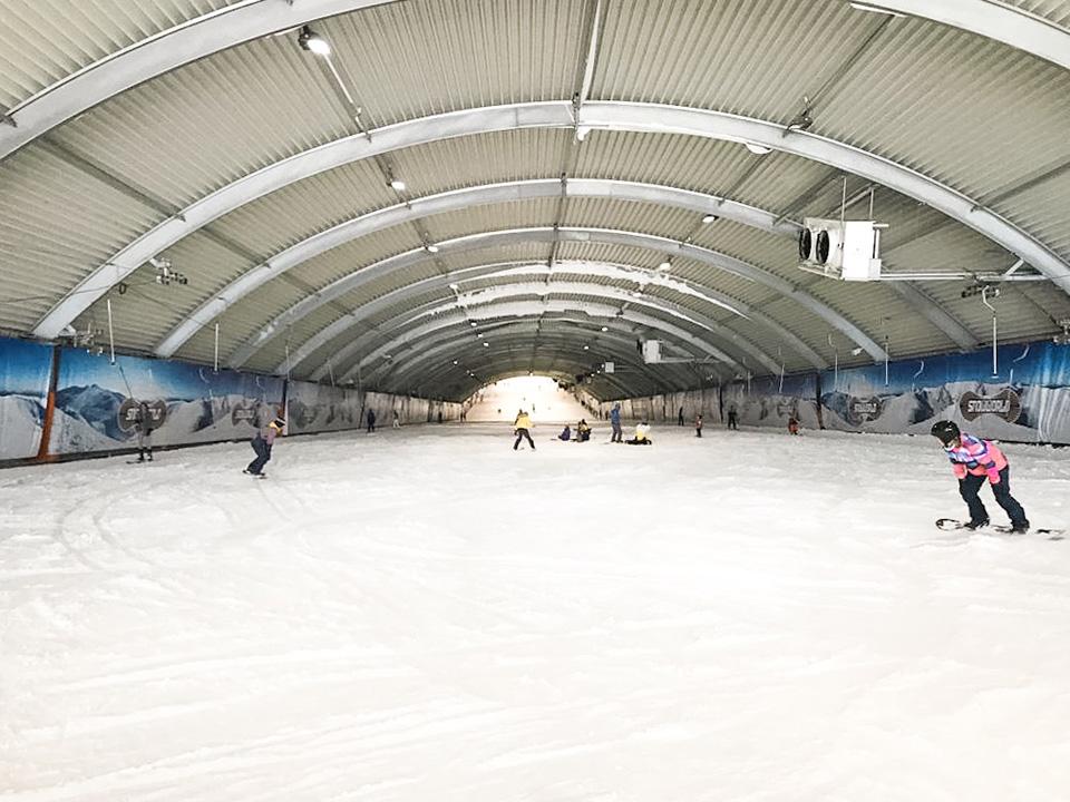 snowworld-zoetermeer