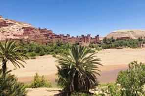 Marrakech-ait-Benhaddou