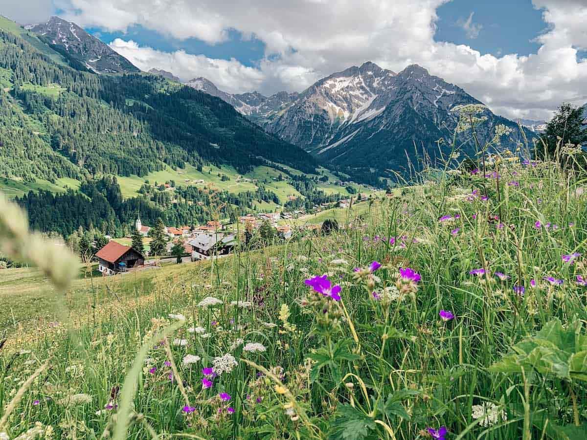 Vorarlberg-Oostenrijk-vakantie
