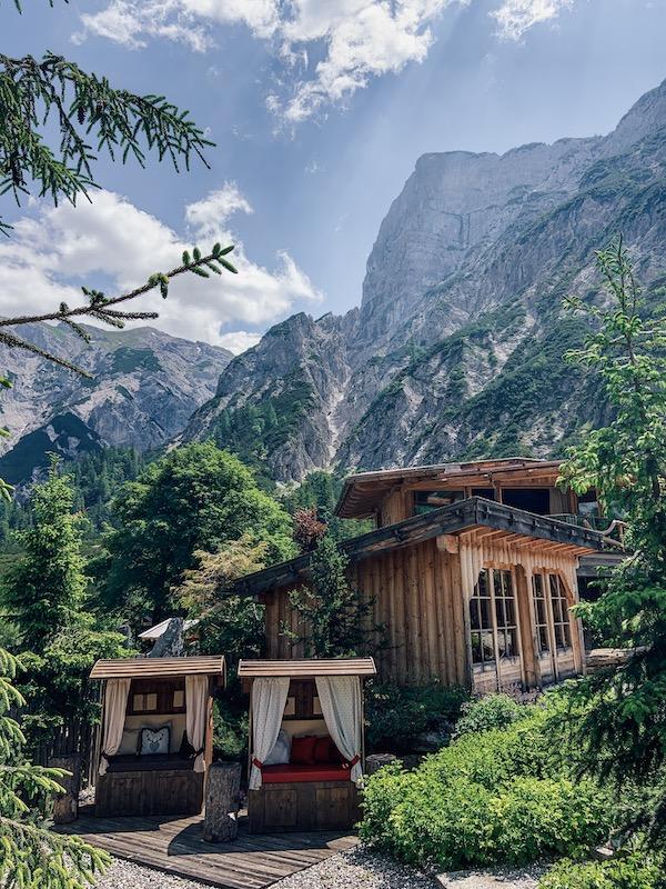 Alpengenusshof-Gramai