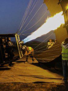 Luchtballonvaart-boven-Marrakech