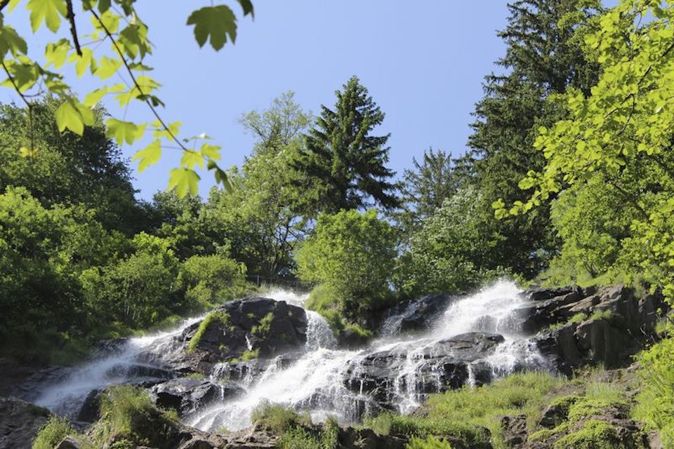 Todtnau-waterval-Zwarte Woud