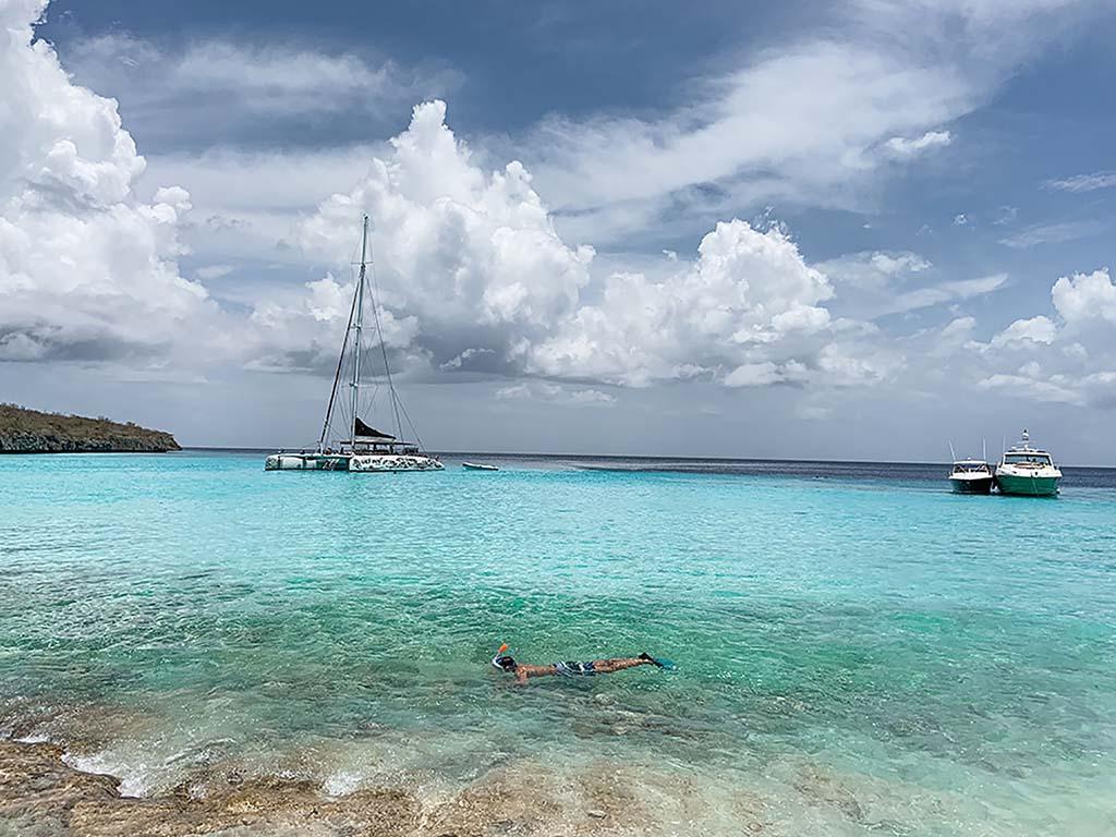 Catamaran-Curaçao