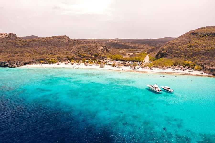 Curaçao-stranden