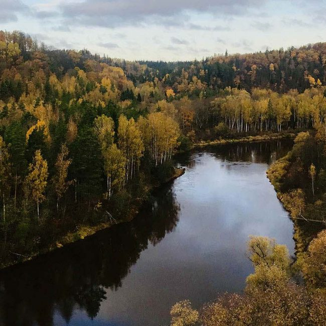 Het-groene-Riga-Letland