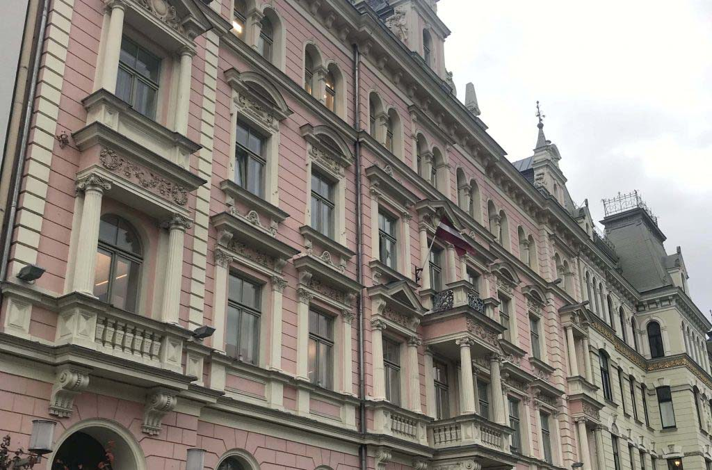 Stedentrip-Riga