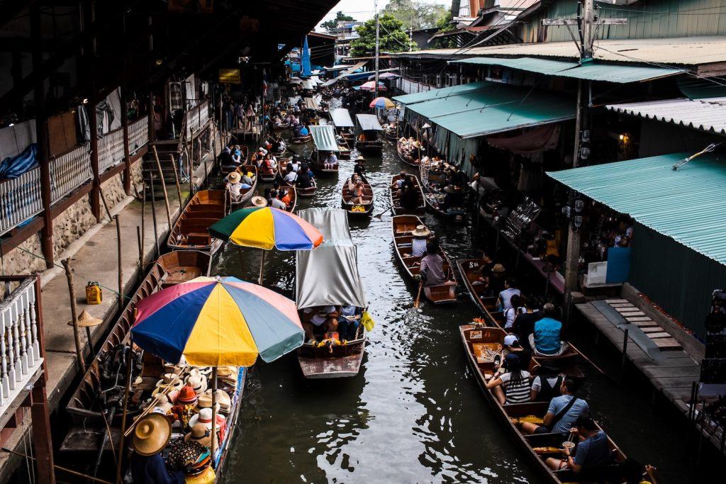 bangkok-thailand-floating-market