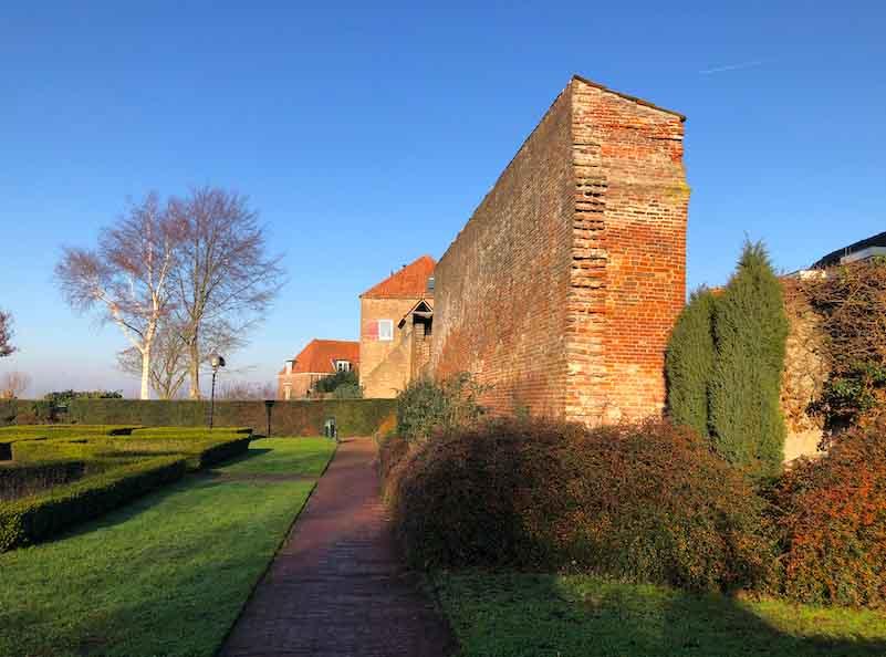 stadsmuur-Harderwijk