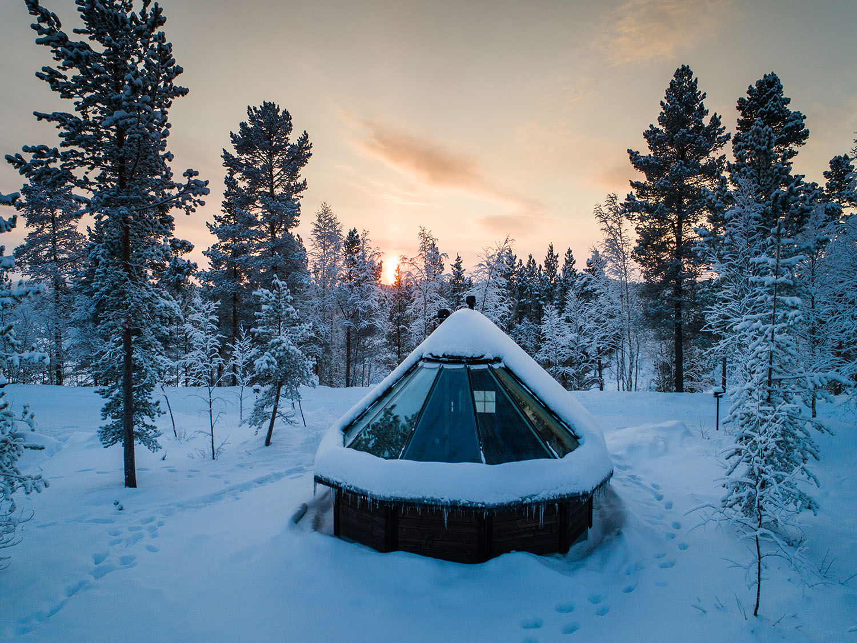 aurora-village-finland