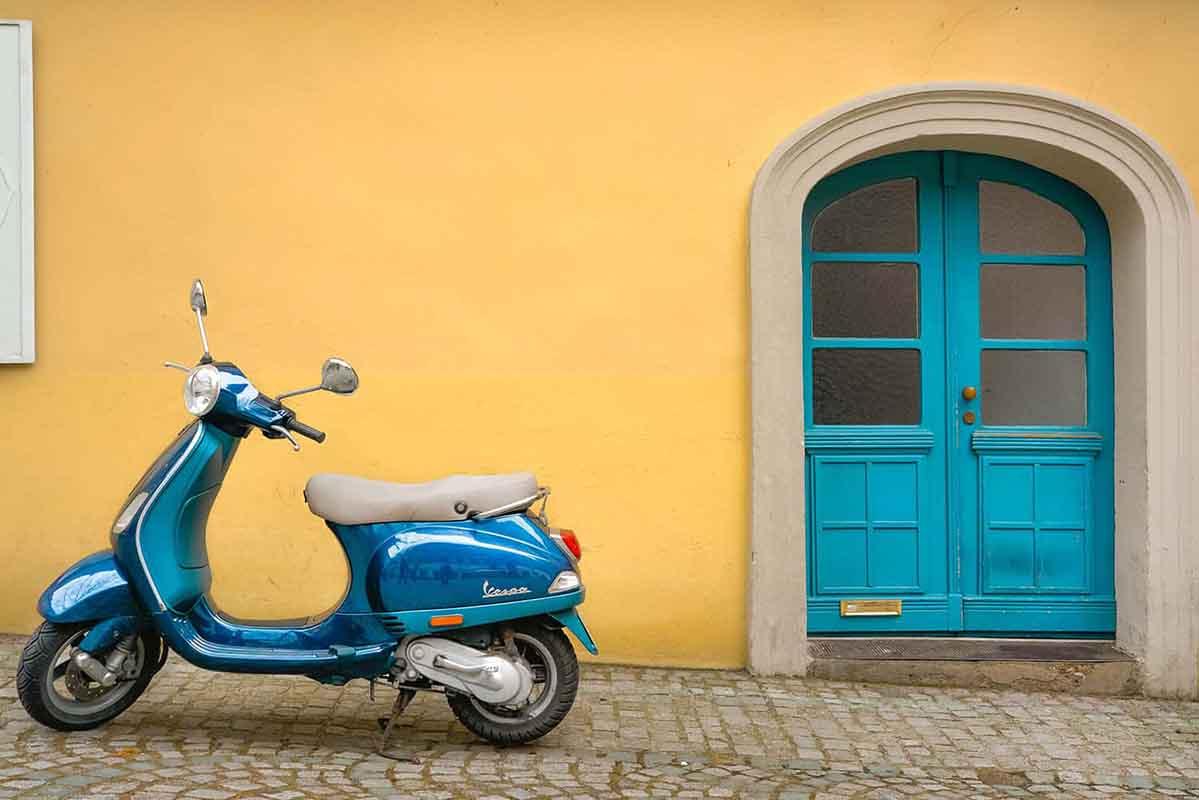 scooter-huren-buitenland