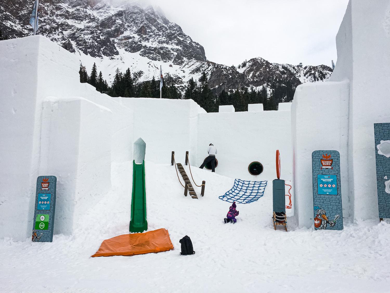 skigebied-zugspitz-arena-Sneeuwkasteel