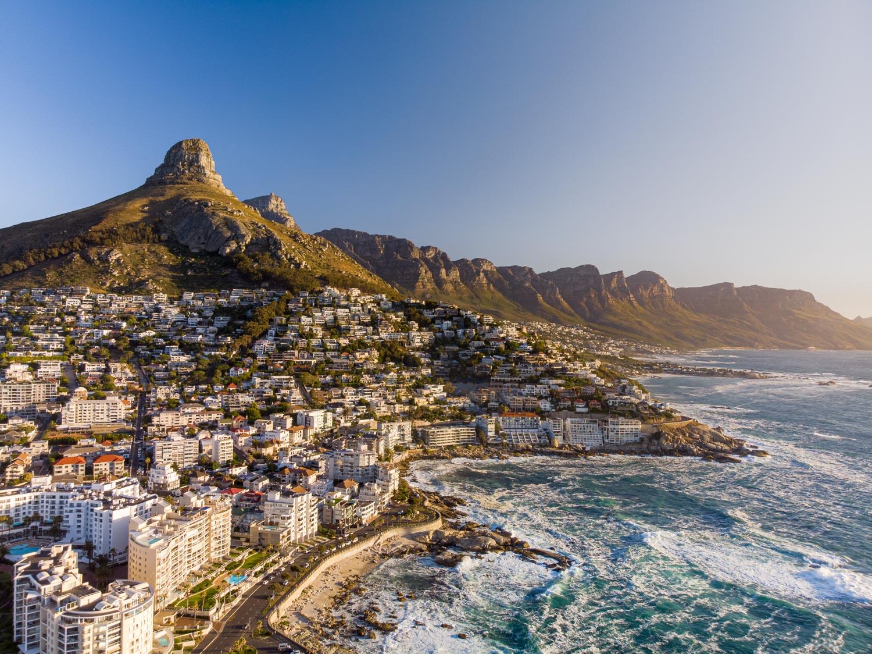 Zuid-Afrika-Kaapstad