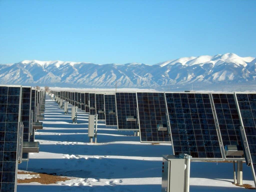 Ecotoerisme-zonnepanelen