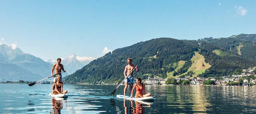 Zell-am-see-Kaprun-Lake-Zell