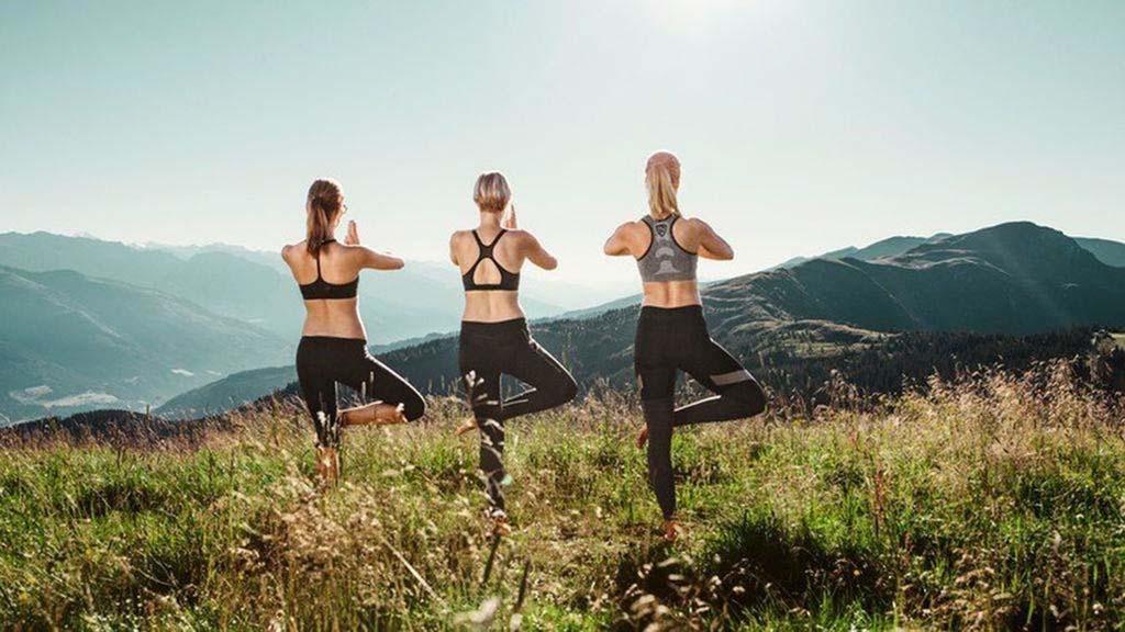 Zell am see-Kaprun yoga