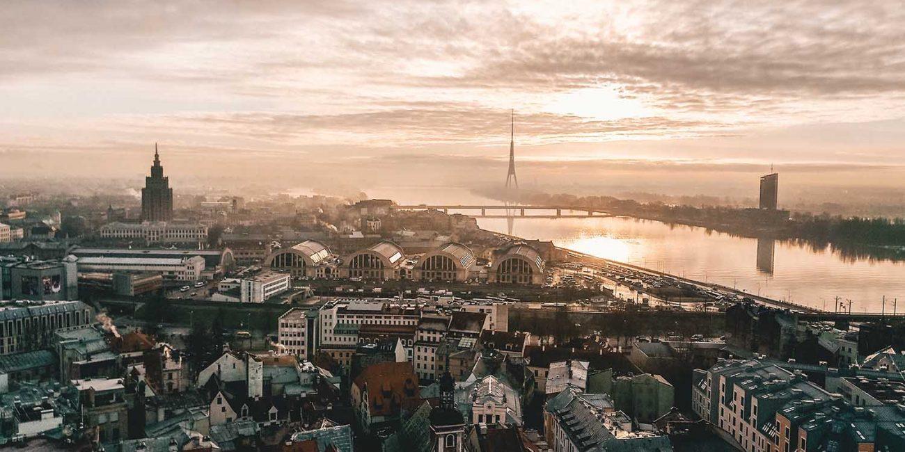 Unsplash- Riga-Letland